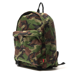 WTAPS Book Pack / Bag. Nylon. Cordura. Camo