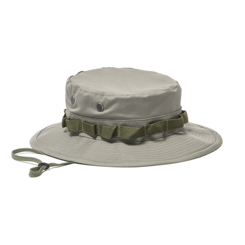 WTAPS Boonie Hat 02 / Hat. Cotton Olive Drab