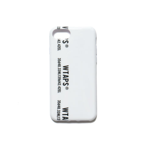 WTAPS Bumper 01 / iPhone Case White