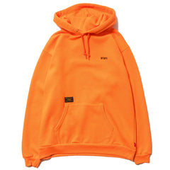 WTAPS Hellweek Hooded : SAR / Sweatshirt. Copo Orange