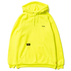 WTAPS Hellweek Hooded : SAR / Sweatshirt. Copo Yellow