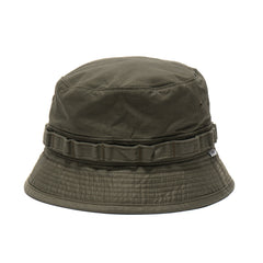 WTAPS Jungle / Hat . Cotton. Ripstop Olive Drab