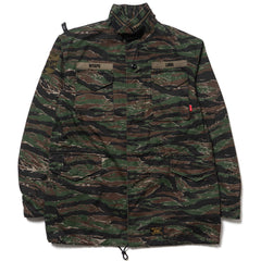 WTAPS M-65 / Jacket. Cotton. Twill. Tiger Stripe