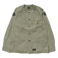 WTAPS Scout LS 02 / Shirt. Cotton. Chino