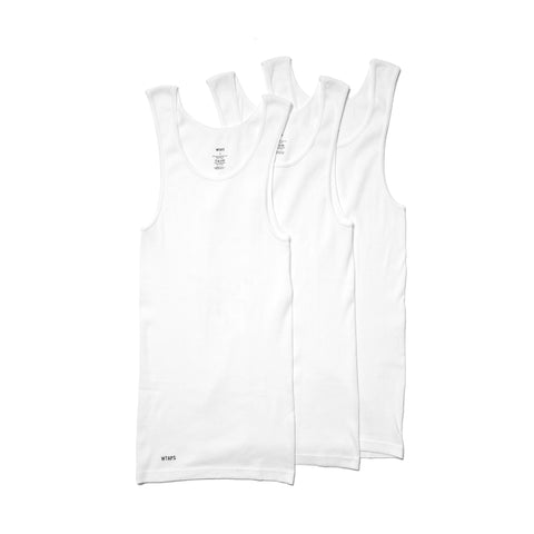 WTAPS Skivvies. Tank White