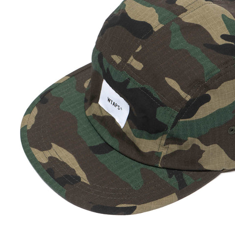 WTAPS T-5 03 / Cap. Cotton. Ripstop Woodland