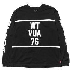 WTAPS WTVUA T-Shirt / Knit Black