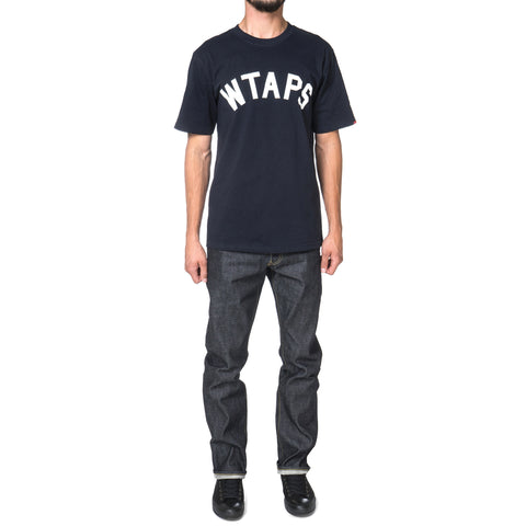 WTAPS Welcome T-Shirt Navy