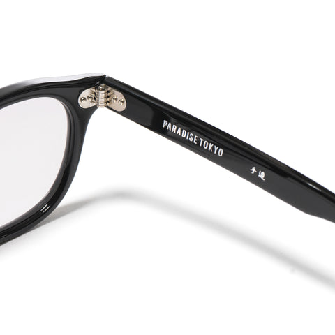 WACKO MARIA 06 Eyewear (Type-1) Black