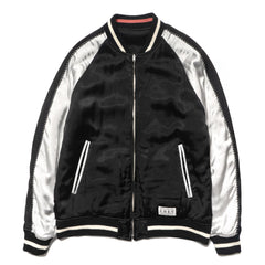 WACKO MARIA Reversible Ska Jacket -A- (Type-3) Black/Black