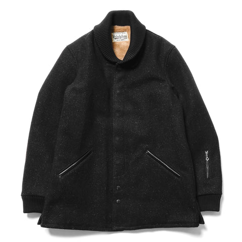 Wacko Maria x WOLF'S HEAD Car Club Jacket