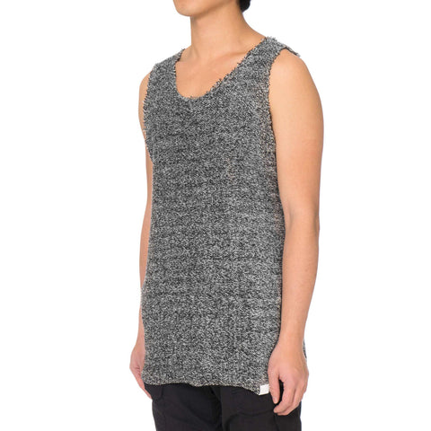 White Mountaineering Looped Pile Tanktop