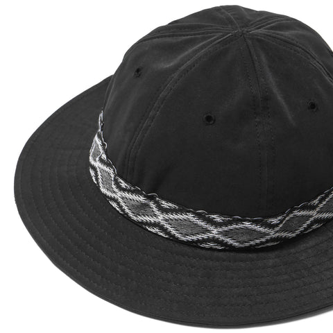 White Mountaineering Native Pattern Taped Hat