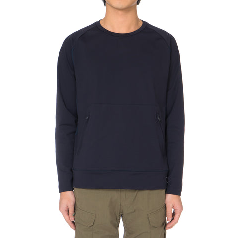 White Mountaineering Raglan Sweatshirt