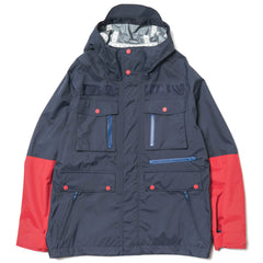 White Mountaineering SAITOS® Taffeta 3L Luggage Mountain Parka