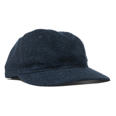 wings + horns Loop Knit 6 Panel Hat Navy