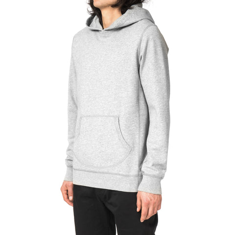 wings + horns Original Hooded Pullover H.Gray