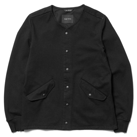 Heavyweight Terry Liner Jacket