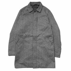 Static Twill Mac Coat