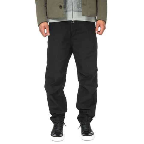wings + horns Reverse Twill Fatigue Pant Black