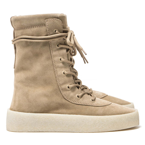 Crepe Boots