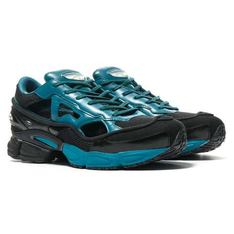 Black And Blue Replicant Ozweego Leather Sneakers adidas by Raf Simons 7h6ofVZLJZ