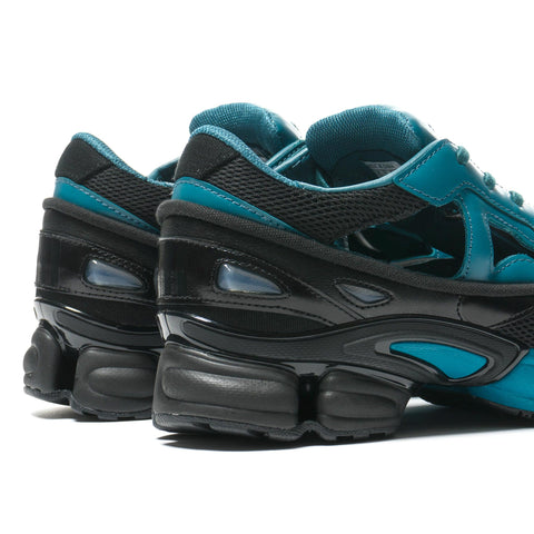 adidas x Raf Simons RS Replicant Ozweego Black / Colonial Blue / Black
