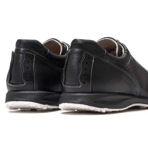 Foot the Coacher <F.A.S.t.> series 1603 front zip Black