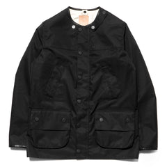 foot the coacher Resistance Jacket Black Ripstop