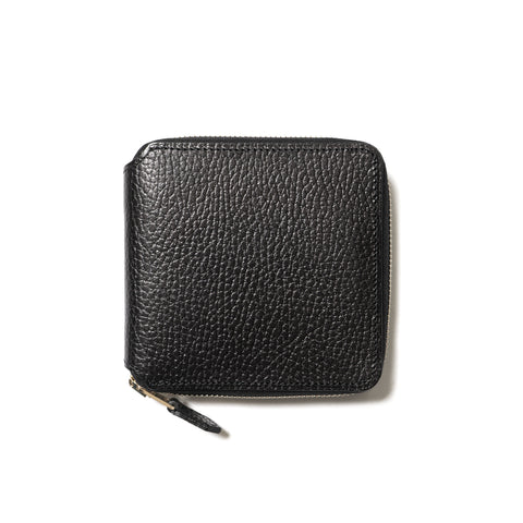 foot the coacher Square Wallet Black/Light Gold