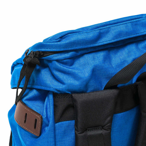 hobo CELSPUN® Nylon -Sherpa- 38L Backpack by ARAITENT Blue