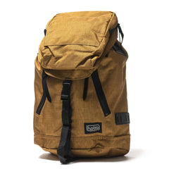 hobo CELSPUN® Nylon -Sherpa- 38L Backpack by ARAITENT Lt. Brown