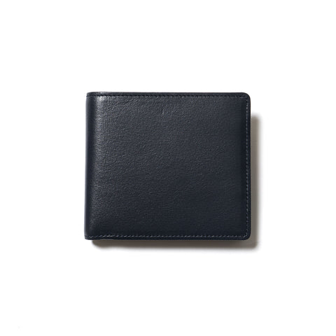 hobo Cow Leather Wallet navy