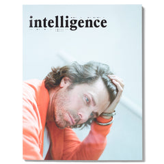 intelligence Magazine Issue 03 Greg Lauren