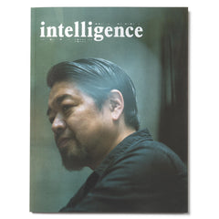 "intelligence magazine Issue 05 Shinsuke Takizawa ""NEIGHBORHOOD"""