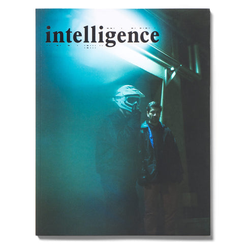 "intelligence Magazine Issue 02 ""Sk8thing & Toby Feltwell"""