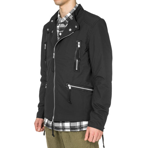 "nonnative  Biker Blouson Poly Mini Ripstop ""Discros Mauri"" With WINDSTOPPER® 2L"