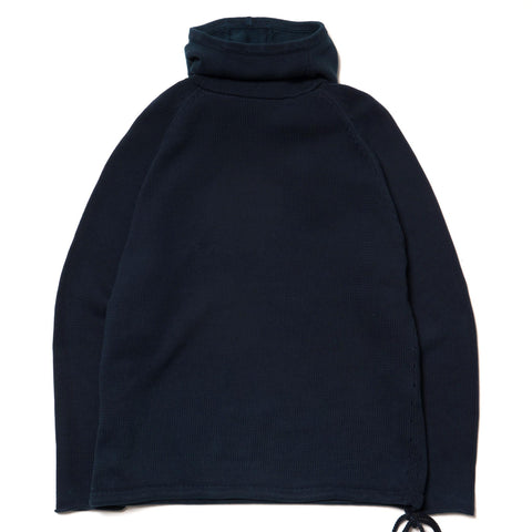 nonnative Cowby Hooded Pullover - Cotton Yarn VW