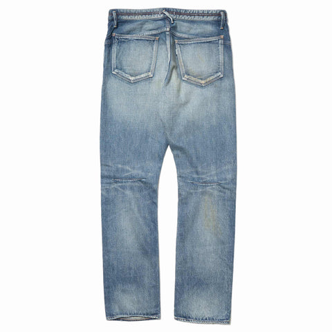 "nonnative Dweller 5P Jeans Cotton 13oz Selvedge Denim VW ""Austin"""