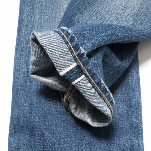 "nonnative Dweller 5P Jeans Usual Fit Cotton 13oz Selvedge Denim VW ""Russell"""