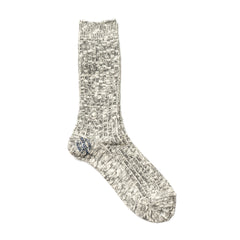 nonnative Dweller Socks Hi C/P/N/P Woven Anthracite