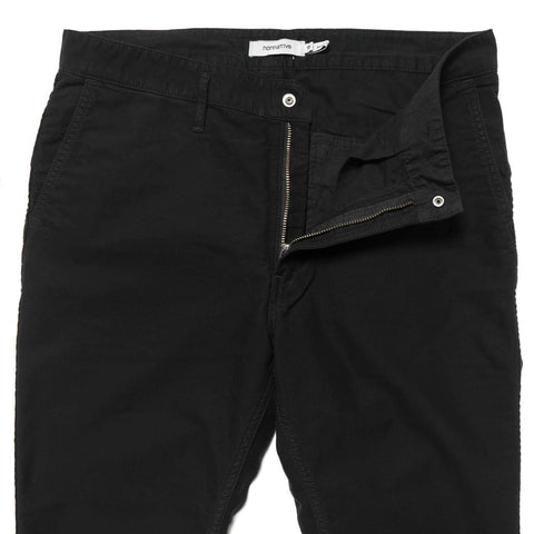 nonnative Explorer Jeans Dropped Fit C/P Moleskin Stretch Overdyed Anthracite