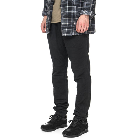 nonnative Farmer Easy Pants Relax Fit C/W Twill Overdyed Black