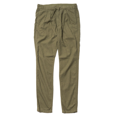 nonnative Farmer Easy Pants Relax Fit C/W Twill Overdyed Olive
