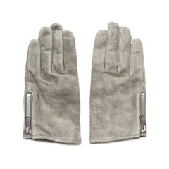 nonnative Riders Gloves Cow Leather By Grip Swany Cement