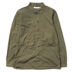 nonnative - Tourist Shirt Cotton 100 Broad