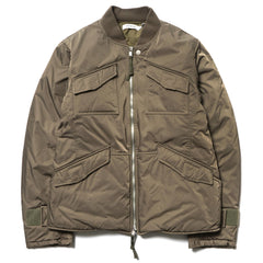 "nonnative Trooper Puff Jacket Poly Twill ""DICROS Solo"""