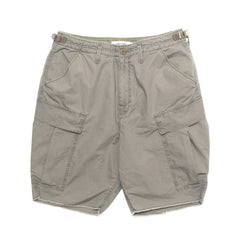 nonnative Trooper Shorts Cotton Ripstop Olive