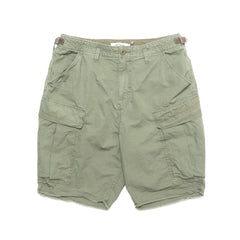 nonnative Trooper Shorts Cotton Weather Olive