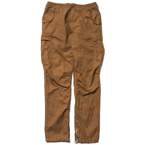 nonnative Trooper Trousers Relax Fit C/N Weather Overdyed